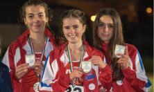 Atletica Avis Macerata, grandi successi per il settore giovanile nel mese di ottobre
