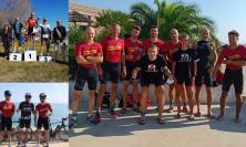 Centro Nuoto Macerata, termina con brillanti risultati la stagione della sezione Triathlon