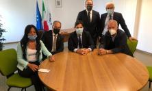 Civitanova, incontro in Regione per il Sindaco Ciarapica: tre gli interventi previsti