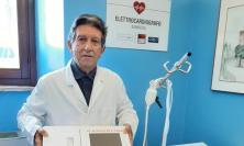 Un nuovo elettrocardiografo per l'Avis di Treia: la donazione è del Gruppo Lube