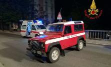 Dramma a Matelica, precipita dal ponte di San Rocco: muore un 32enne