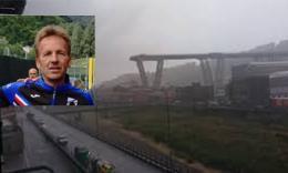 Fabio Micarelli: un camerte nell'inferno di Genova (FOTO e VIDEO)