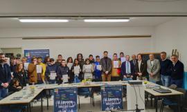 San Ginesio, Ipsia Day: tanti gli studenti presenti per conoscere l'offerta formativa