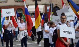 """Corridonia, Campionati mondiali di paraciclismo: inaugurazione mostra """"Disabilart"""""""