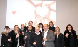 La società di servizi telematici Task festeggia i suoi vent'anni all'Abbadia di Fiastra