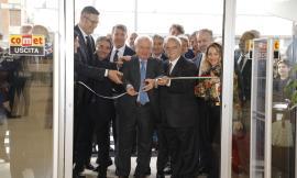 """Gruppo Comet: RemaTarlazzi inaugura un punto vendita a Roma. Cossiri: """"Un grande successo"""" (FOTO)"""