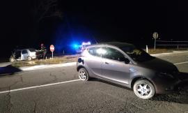 Pollenza, incidente mortale nella notte: 20enne denunciato per omicidio stradale