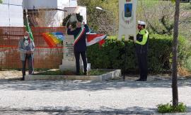 """Caldarola, il sindaco ricorda il 25 Aprile: """"Abbiamo pagato con il sangue la liberazione dell'Italia"""""""