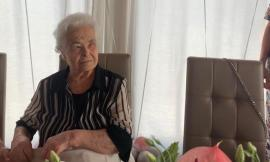 Nuova centenaria ad Appignano: Nazzarena Cicaré spegne 100 candeline