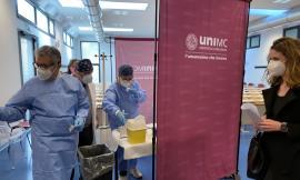 Unimc, al via le vaccinazioni AstraZeneca per il personale universitario: 430 le prenotazioni