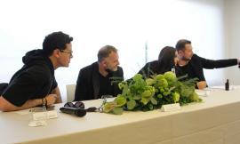 Il grande cinema a Civitanova. Garko, Lykos, Malkovich e Cage le stelle per il film di Fusco (VIDEO e FOTO)
