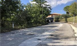 """Al via i lavori lungo la provinciale """"Cingolana"""": strada chiusa per alcuni giorni dal 12 luglio"""