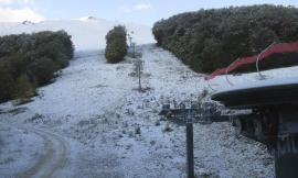Sulle montagne di Bolognola con lo Ski Bus del Contram