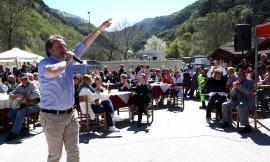 Monte Cavallo, Il nido dell'aquila ha riaperto: inaugurato ieri il ristorante simbolo del sisma - LE FOTO