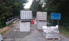 Apiro e Poggio San Vicino: aperto cantiere consolidamento ponte lungo la provinciale
