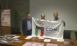 """Presentato alla sede del CONI l'evento """"Tutto il calcio – Quarantesimo Società Sportiva Monte San Martino"""""""