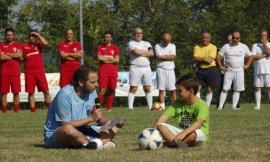 Monte San Martino, Bruno Pizzul per festeggiare i 40 anni della Società Sportiva