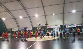 Pareggio tra Futsal Potenza Picena e Castrum Lauri: il match tirato e combattuto finisce 2 a 2