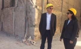 Sisma, l'on. Ricciatti chiede il Durc per la tutela dei lavoratori nei cantieri della ricostruzione