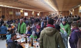 """Monte San Martino, si rimette in marcia la carovana di """"Epicentro"""""""