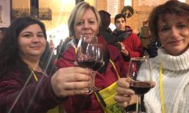 Serrapetrona, l'apertura di Appassimenti aperti fa registrare il boom di presenze