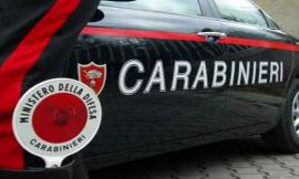 Mogliano, scappano alla vista della pattuglia dei carabinieri: a bordo dell'auto probabili dei furti commessi poco prima