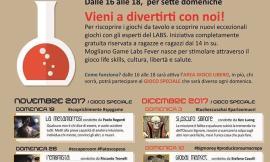 Mogliano Sunday Game Labs Fever: sette domeniche per prevenire le dipendenze