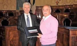 Macerata, il Presidente della Provincia Pettinari ha incontrato il nuovo Questore Vincenzo Vuono