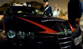 Auto rubata intercettata dai carabinieri lungo la superstrada a Belforte: i malviventi riescono a scappare