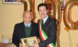 Urbisaglia, Luciano Becerrica compie 100 anni