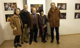 Inaugurata a Montefano la mostra fotografica di Cristina Garzone - FOTO