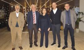 """Il Prefetto di Macerata in visita al nuovo centro direzionale di Simonelli Group: """"Un'eccellenza italiana"""""""
