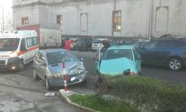Incidente a Montefano: feriti marito e moglie