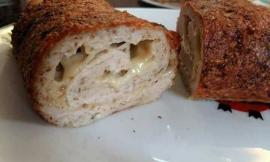 Le ricette di Marika: Polpettone in crosta con scamorza affumicata e mozzarella
