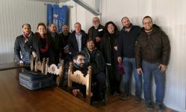 """Associazione """"La terra trema noi no"""", incontro a Valfornace sulla struttura di accoglienza per anziani terremotati"""