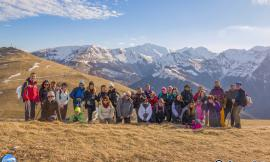 Escursione della Befana ai Prati di Ragnolo, un successo anche senza neve! - FOTO
