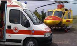 Tragedia a Serravalle: anziano esce di strada con l'auto e muore