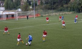 Calcio, il Caldarola lotta ma cede sul campo della Monteluponese