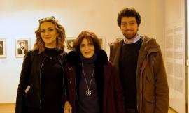 Sabrina Colle e Maurizio Galimberti per il Premio Ghergo a Montefano
