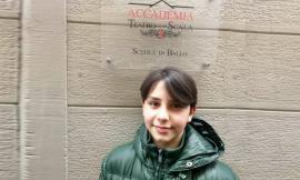 Il sogno di Giole Sabbatinelli, da Montecosaro danzando fino alla Scala