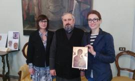 Potenza Picena, ristrutturata la chiesa della Sacra Famiglia, padre Oleg ricevuto in Comune