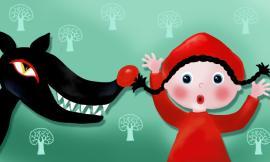 Teatro per bambini: a Pollenza Cappuccetto rosso e i burattini che la reinventano