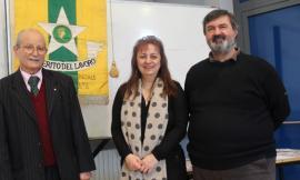 Progetto scuola-lavoro: i Maestri del Lavoro incontrano gli studenti dell'Ipsia di Matelica