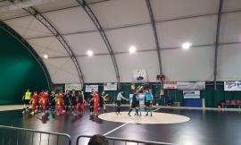 Il Futsal Potenza Picena batte il Cagli e si avvicina alla salvezza