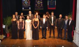 Montecosaro, ieri la conclusione dell'ottavo Concorso Lirico Internazionale Anita Cerquetti