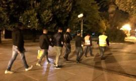 Pronte le passeggiate della sicurezza di Forza Nuova a Porto Recanati