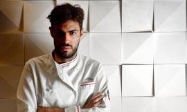 Il cuoco Andrea Giuseppucci, da Tolentino a Parigi per rappresentare le Marche