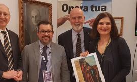 Macerata Musei a Vinitaly con Opera Tua di Coop Allenza 3.0