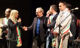 Straordinario successo per il concerto di Vecchioni a San Severino: lo spot più bello per le terre devastate dal sisma - FOTO e VIDEO