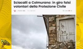 Striscia la Notizia mette in guardia dalle truffe attuate da falsi volontari della Protezione Civile